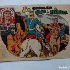 Tebeos: LUCHA DE RAZAS Nº 38 MARCO ORIGINAL. Lote 180626651