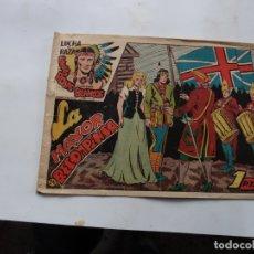 Tebeos: LUCHA DE RAZAS Nº 24 MARCO ORIGINAL. Lote 180628726
