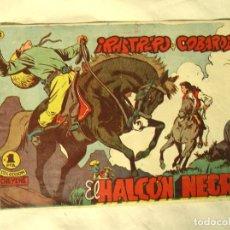 Tebeos: EL HALCON NEGRO Nº 2 ORIGINAL. EDITORIAL MARCO. Lote 180992176