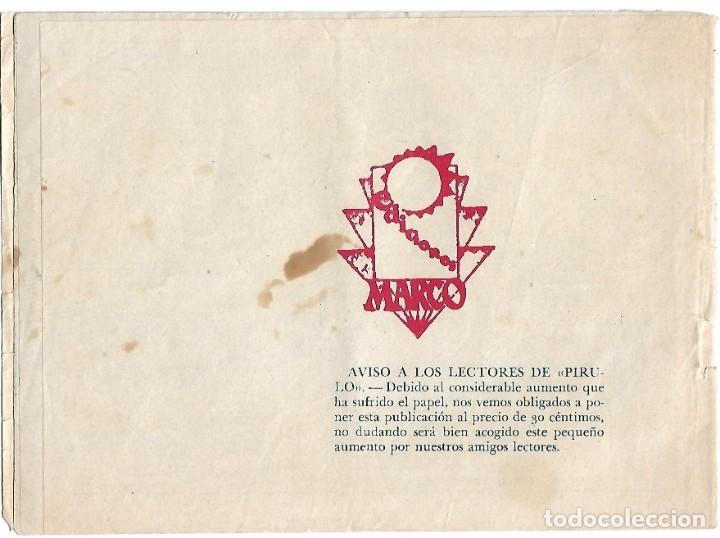 Tebeos: ACROBATICA INFANTIL Nº BOMBEROS EN EL CIRCO RARO SIN CATALOGAR, ORIGINAL BIEB VER ENVIOS - Foto 2 - 181905592