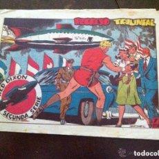 Tebeos: RED DIXON -REGRESO TRIUNFAL. Lote 182068322