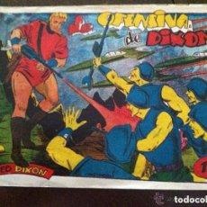 Tebeos: RED DIXON-LA OFENSIVA DE DIXON. Lote 182068415