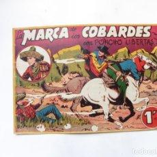 Tebeos: PONCHO LIBERTAS Nº 2 MARCO ORIGINAL. Lote 182279166
