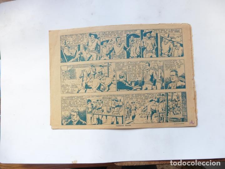 Tebeos: PONCHO LIBERTAS Nº 9 MARCO ORIGINAL - Foto 2 - 182279761