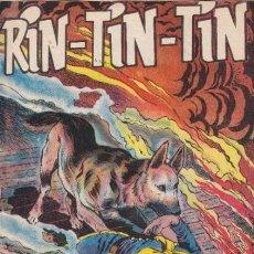 Tebeos: RIN TIN TIN- Nº 60 -HORAS DE ANGUSTIA- CÁNOVAS-A.PÉREZ-PINEDA- CORRECTO-MUY DIFÍCIL-1962-LEAN-2332. Lote 182614662