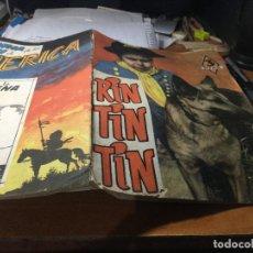 Tebeos: RIN TIN TIN Nº 15 - ED. MARCO 1958. Lote 182749926