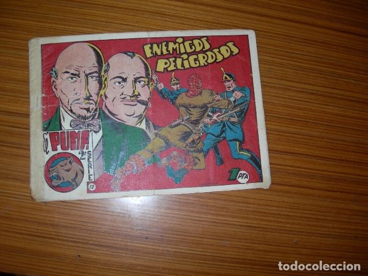 EL PUMA 2ª Nº 12 EDITA MARCO (Tebeos y Comics - Marco - Otros)