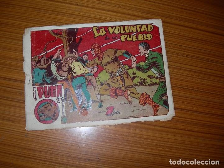 EL PUMA 2ª Nº 11 EDITA MARCO (Tebeos y Comics - Marco - Otros)