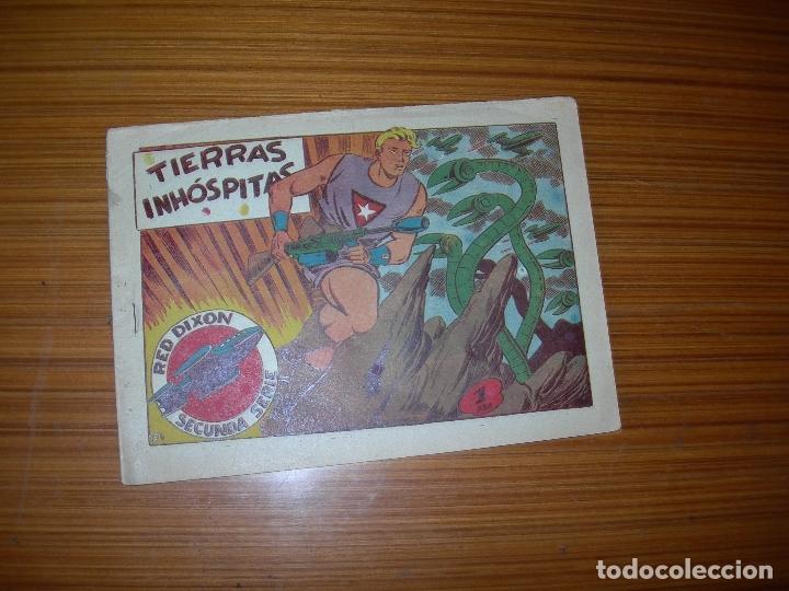 RED DIXON 2ª Nº 34 EDITA MARCO (Tebeos y Comics - Marco - Red Dixon)