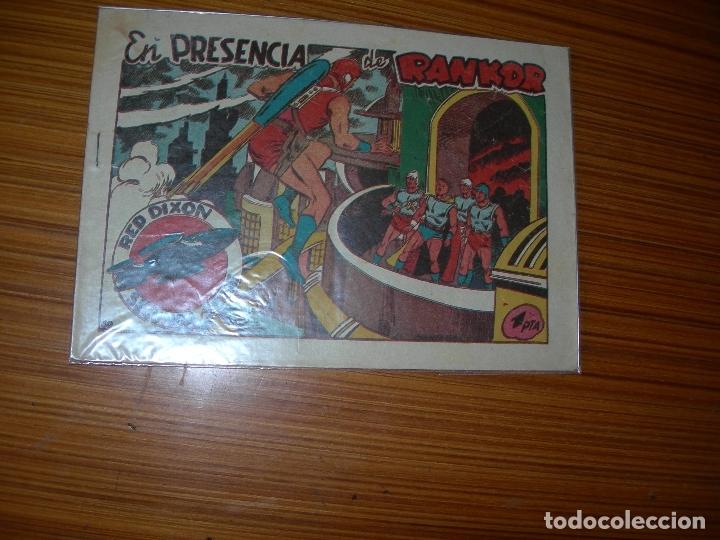 RED DIXON 2ª Nº 60 EDITA MARCO (Tebeos y Comics - Marco - Red Dixon)
