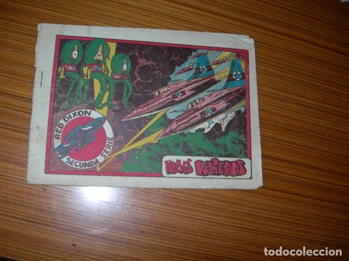 RED DIXON 2ª Nº 71 EDITA MARCO (Tebeos y Comics - Marco - Red Dixon)