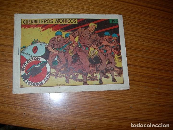 RED DIXON 2ª Nº 44 EDITA MARCO (Tebeos y Comics - Marco - Red Dixon)