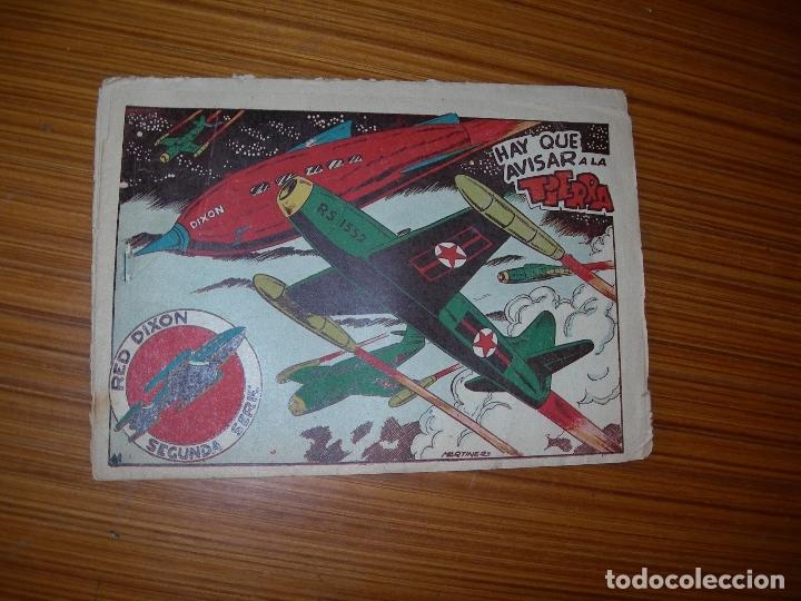 RED DIXON 2ª Nº 41 EDITA MARCO (Tebeos y Comics - Marco - Red Dixon)