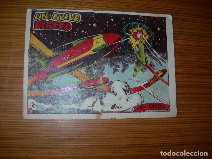 RED DIXON Nº 6 EDITA MARCO (Tebeos y Comics - Marco - Red Dixon)