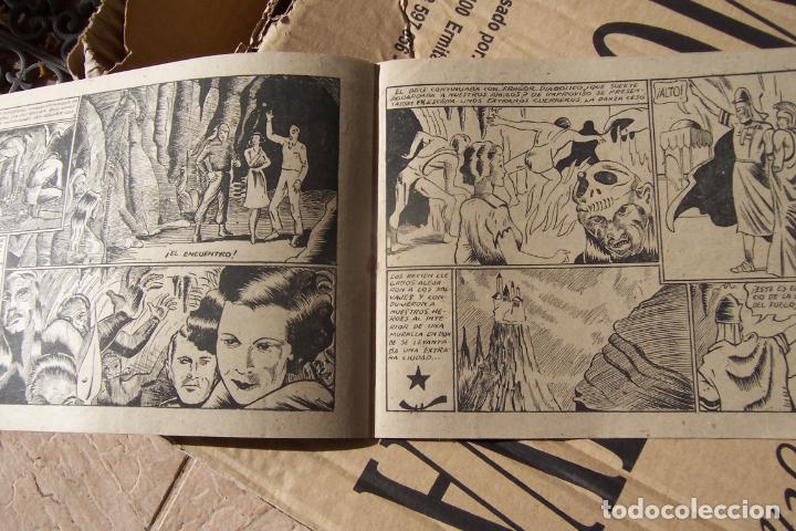 Tebeos: marco,- cine gráfico nº la diosa de fuego - Foto 4 - 183452378