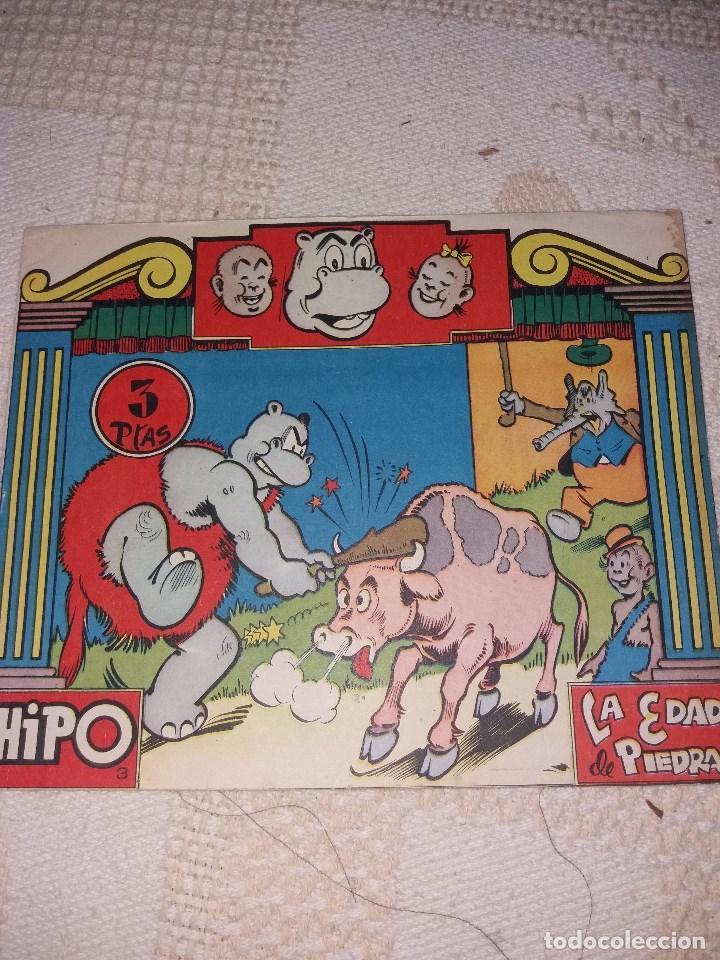 HIPO.LA EDAD DE PIEDRA.EDITORIAL MARCO 1962 (Tebeos y Comics - Marco - Hipo (Biblioteca especial))