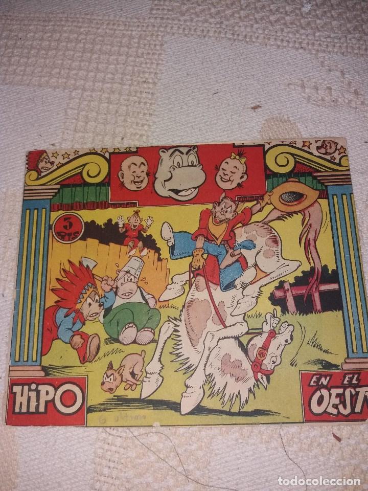 HIPO.EN EL OESTE.EDITORIAL MARCO 1962 (Tebeos y Comics - Marco - Hipo (Biblioteca especial))