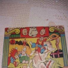 Tebeos: HIPO.EN EL OESTE.EDITORIAL MARCO 1962. Lote 183949110