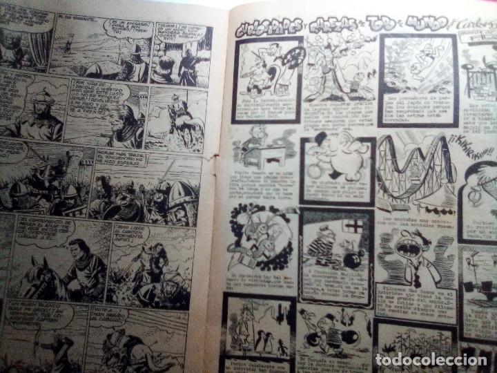 Tebeos: LA RISA - II ÉPOCA- Nº 118 -GRAN FRANCISCO IBÁÑEZ ANTES DE BRUGUERA-RAF-RIZO-1958-DIFÍCIL-2409 - Foto 5 - 184052658