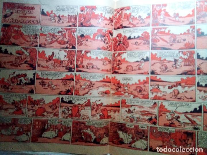 Tebeos: LA RISA - II ÉPOCA- Nº 118 -GRAN FRANCISCO IBÁÑEZ ANTES DE BRUGUERA-RAF-RIZO-1958-DIFÍCIL-2409 - Foto 6 - 184052658