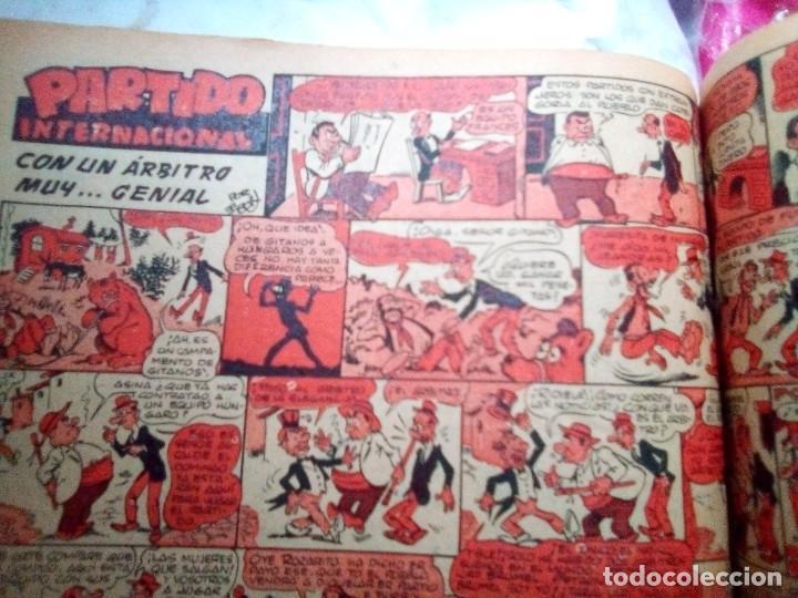 Tebeos: LA RISA - II ÉPOCA- Nº 21 -GRANDES EMILI BOIX-MARTÍNEZ OSETE-J. RIZO-1954-CORRECTO-DIFÍCIL-LEAN-2421 - Foto 4 - 184211377