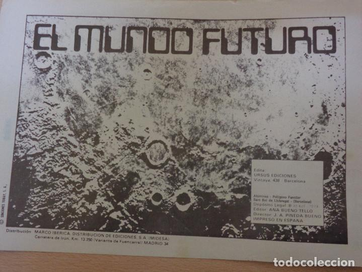 Tebeos: El Mundo Futuro núm. 25 de Marco Ibérica - Foto 3 - 184519403