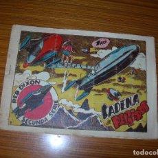 Tebeos: RED DIXON Nº 3 EDITA MARCO . Lote 184601688