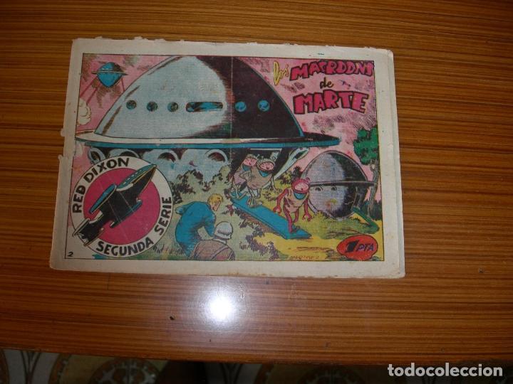 RED DIXON Nº 2 EDITA MARCO (Tebeos y Comics - Marco - Red Dixon)