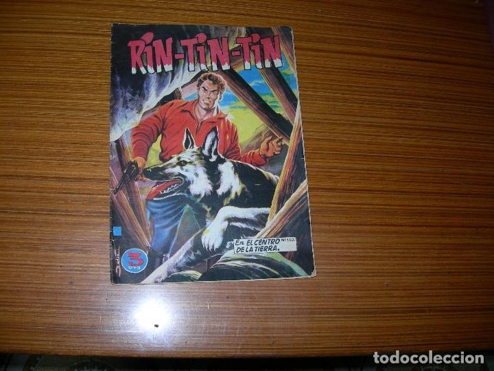 RIN TIN TIN Nº 130 EDITA MARCO (Tebeos y Comics - Marco - Rin-Tin-Tin)