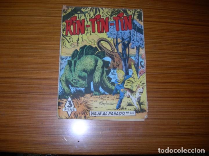 RIN TIN TIN Nº 123 EDITA MARCO (Tebeos y Comics - Marco - Rin-Tin-Tin)