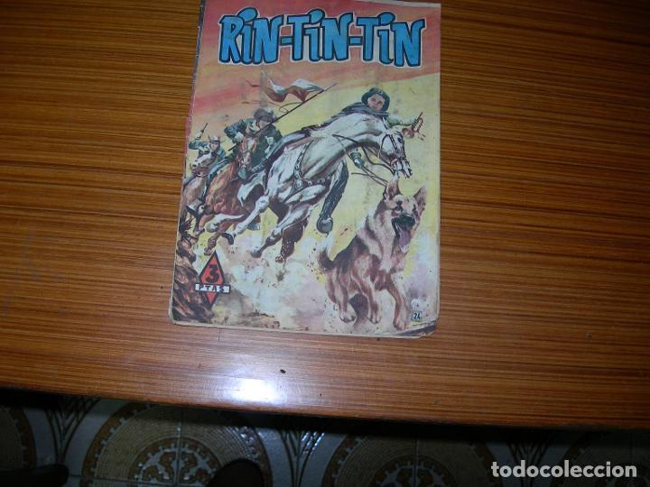 RIN TIN TIN Nº 24 EDITA MARCO (Tebeos y Comics - Marco - Rin-Tin-Tin)
