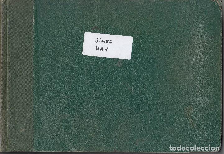 Tebeos: SIMBA-KAN. Colección de 21 ejemplares del nº 1 y 55 encuadernados de Ed. Marco de 1959. - Foto 3 - 185773870