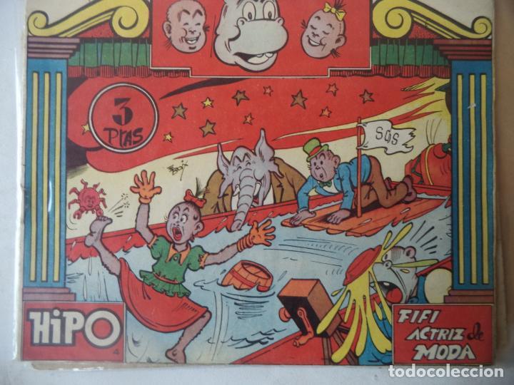 HIPO FIFI ACTRIZ DE MODA ORIGINAL BUENESTADO (Tebeos y Comics - Marco - Hipo (Biblioteca especial))
