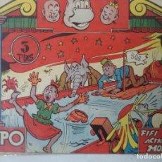 Tebeos: HIPO FIFI ACTRIZ DE MODA ORIGINAL BUENESTADO. Lote 185976470