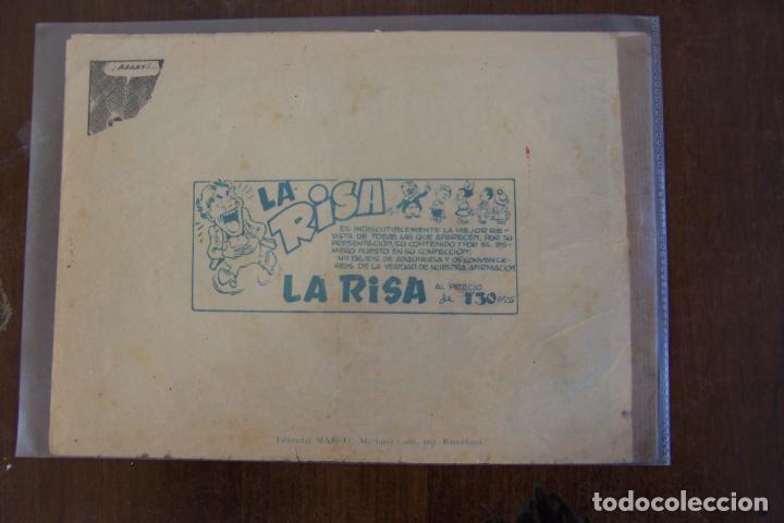 Tebeos: marco,- el puma nº 24 de 2ª serie - Foto 2 - 186220461