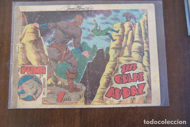 MARCO,- EL PUMA Nº 24 DE 2ª SERIE (Tebeos y Comics - Marco - Otros)