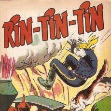 Tebeos: RIN TIN TIN- Nº 181-UN MUCHACHO VALIENTE-GRAN ÁNGEL GARCÍA-F. IBÁÑEZ-1965-CORRECTO-DIFÍCIL-LEAN-2506. Lote 187156137