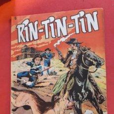 Tebeos: RIN-TIN-TIN Nº 5 EDITORIAL MARCO EXCELENTE ESTADO. Lote 188742688