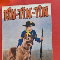 Tebeos: RIN-TIN-TIN Nº 18 EDITORIAL MARCO EXCELENTE ESTADO. Lote 188743162