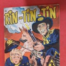 Tebeos: RIN-TIN-TIN Nº 70 EDITORIAL MARCO EXCELENTE ESTADO. Lote 188745802