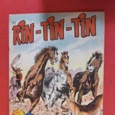 Tebeos: RIN-TIN-TIN Nº 71 EDITORIAL MARCO EXCELENTE ESTADO. Lote 188745838
