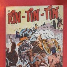 Tebeos: RIN-TIN-TIN Nº 72 EDITORIAL MARCO EXCELENTE ESTADO. Lote 188745873