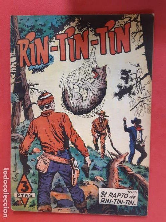 RIN-TIN-TIN Nº 85 EDITORIAL MARCO EXCELENTE ESTADO (Tebeos y Comics - Marco - Rin-Tin-Tin)