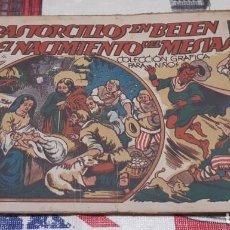 Tebeos: PASTORCILLOS EN BELÉN - EDITORIAL MARCO / MONOGRÁFICO (COL. GRÁFICA PARA NIÑOS). Lote 188808110