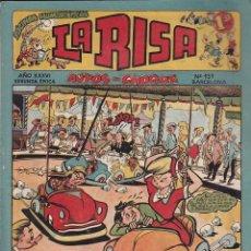 Tebeos: COMIC COLECCION LA RISA Nº 131. Lote 189321885