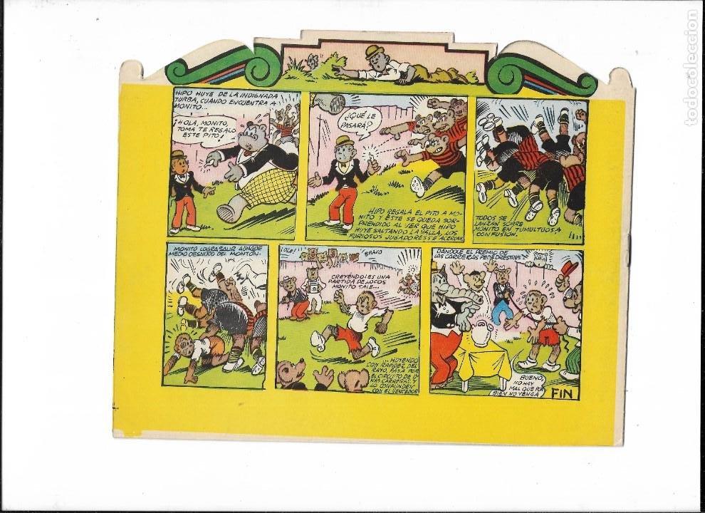Tebeos: Hipo Color, Año 1962. Colección Completa son 6. Tebeos Originales Dibujada por E. Boix. - Foto 2 - 189718006