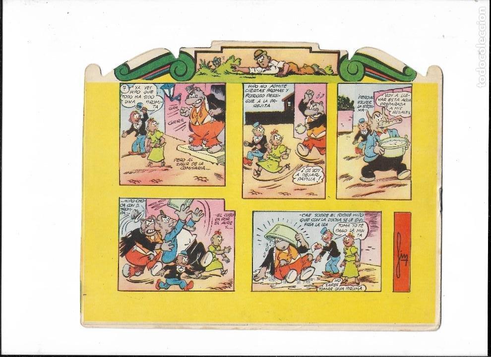 Tebeos: Hipo Color, Año 1962. Colección Completa son 6. Tebeos Originales Dibujada por E. Boix. - Foto 4 - 189718006