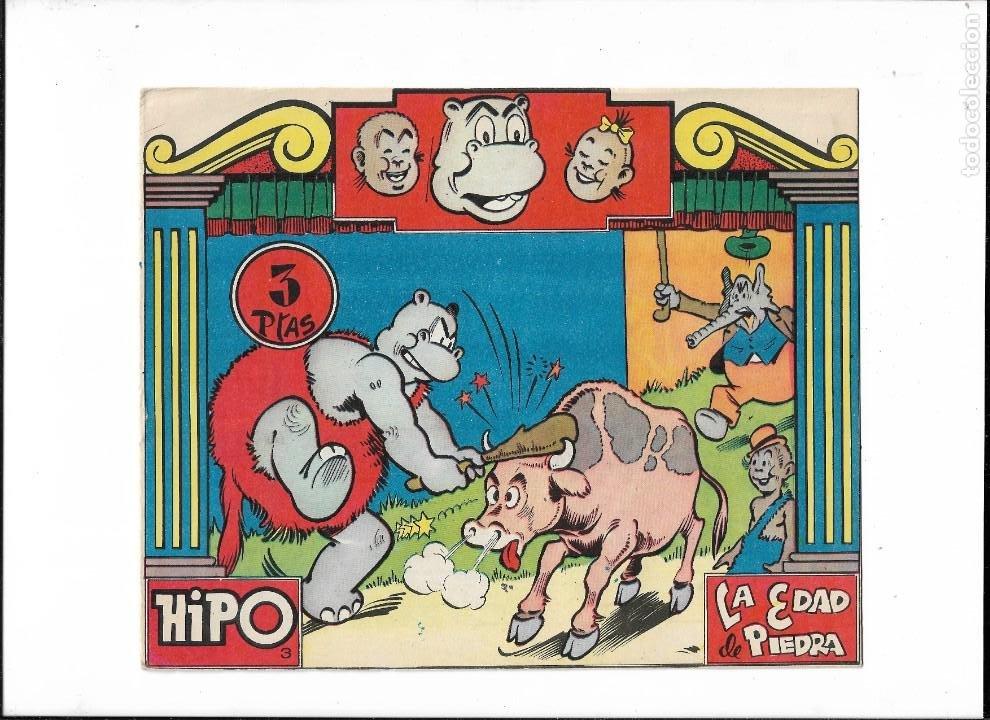 Tebeos: Hipo Color, Año 1962. Colección Completa son 6. Tebeos Originales Dibujada por E. Boix. - Foto 5 - 189718006