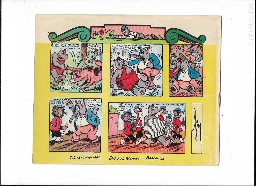 Tebeos: Hipo Color, Año 1962. Colección Completa son 6. Tebeos Originales Dibujada por E. Boix. - Foto 6 - 189718006