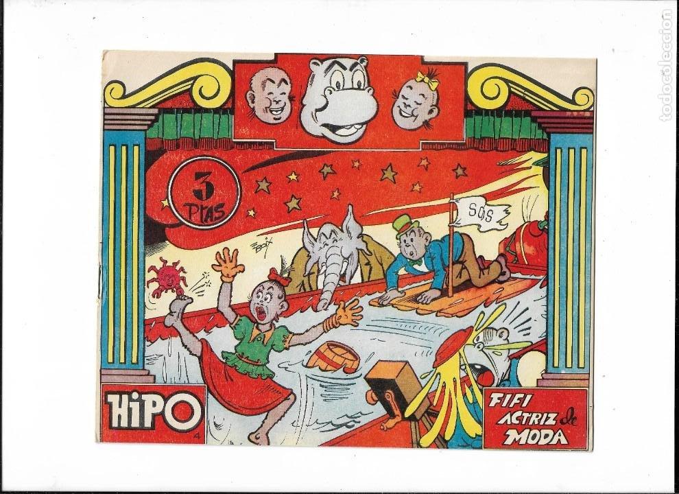 Tebeos: Hipo Color, Año 1962. Colección Completa son 6. Tebeos Originales Dibujada por E. Boix. - Foto 7 - 189718006